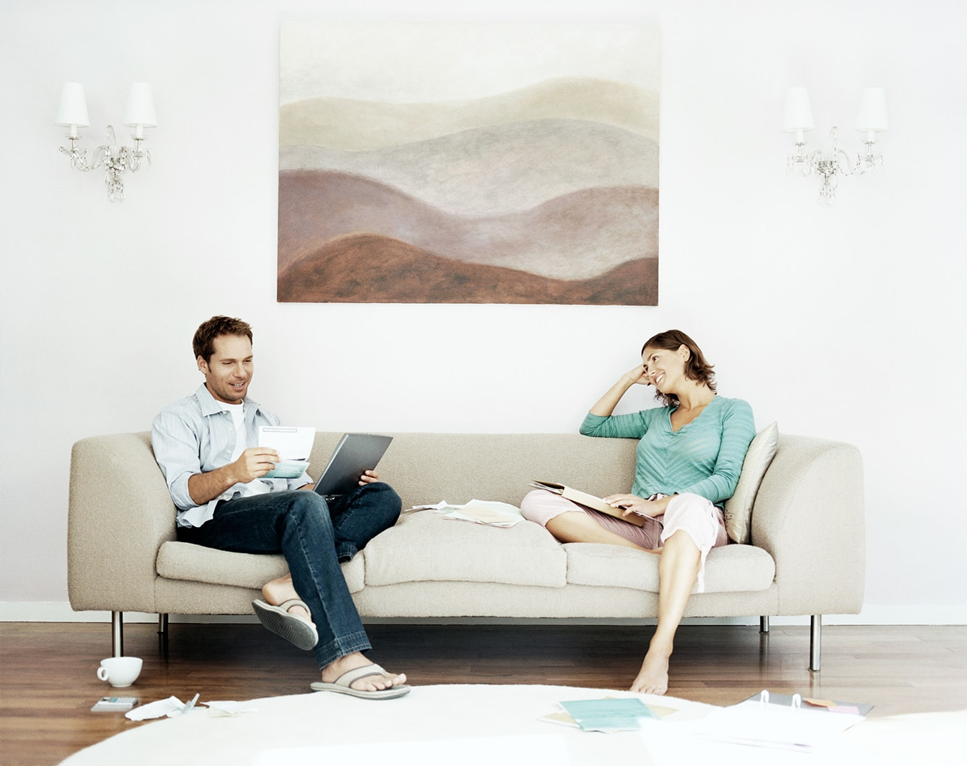 How to Manage Your Credit During a Divorce article image.