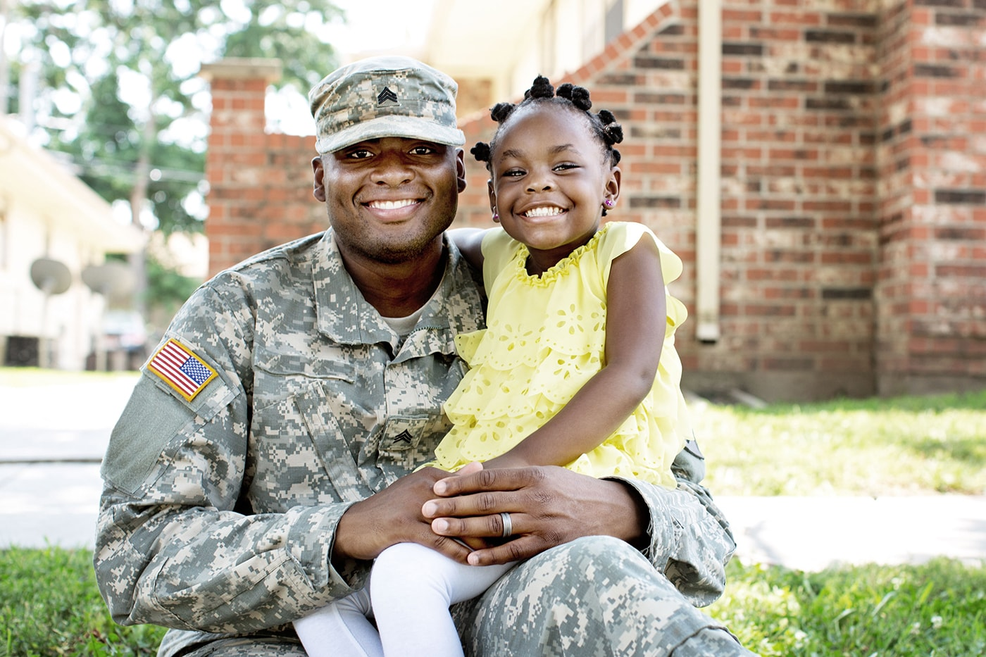 Best Loans for Veterans and Active Military Members article image.