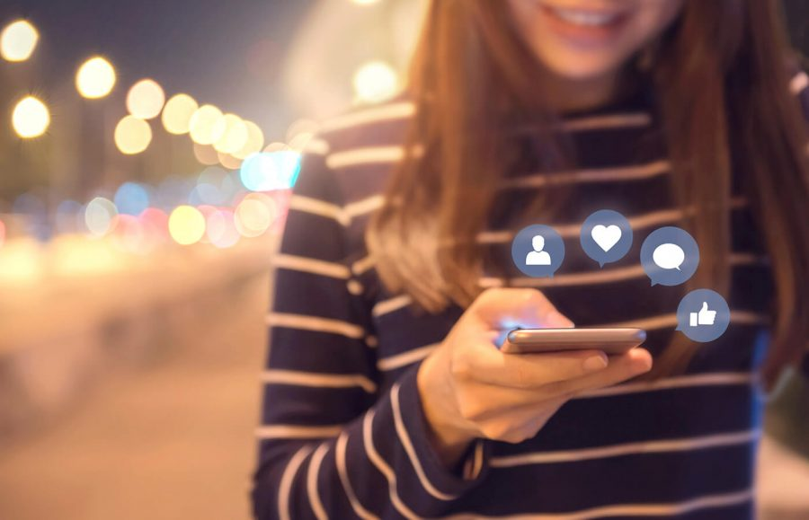9 Ways to Stay Safe on Social Media article image.