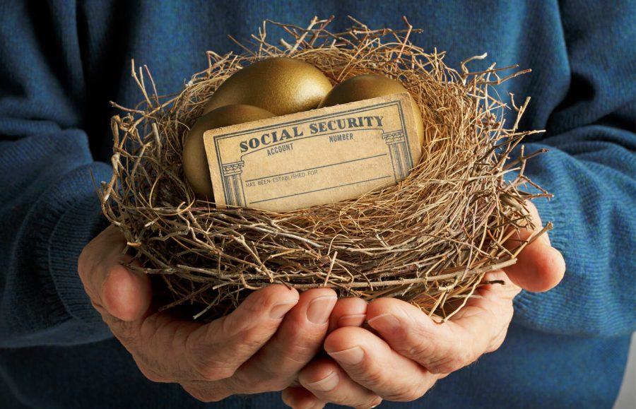How to Replace a Social Security Card article image.