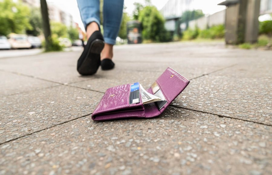 Lost or Stolen Wallet? Here's What to Do