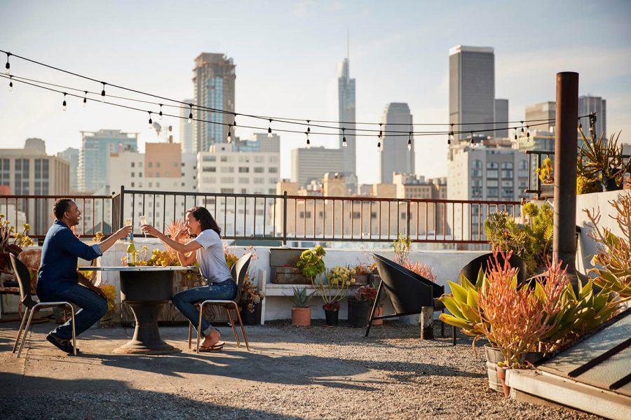 Top Credit Scores in Los Angeles by Neighborhood article image.